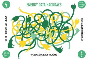 Open Data Energy Hackdays 2019 Visual